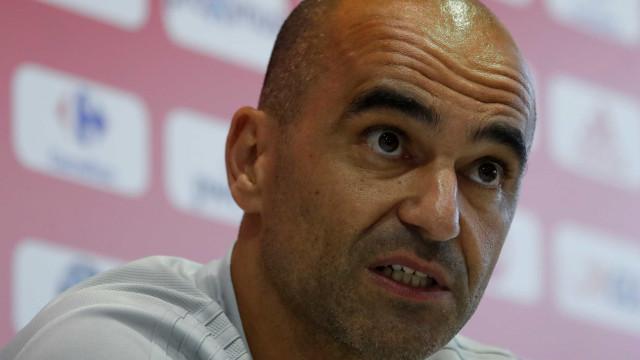 Técnico da Bélgica diz que pode mudar o time todo contra a Inglaterra