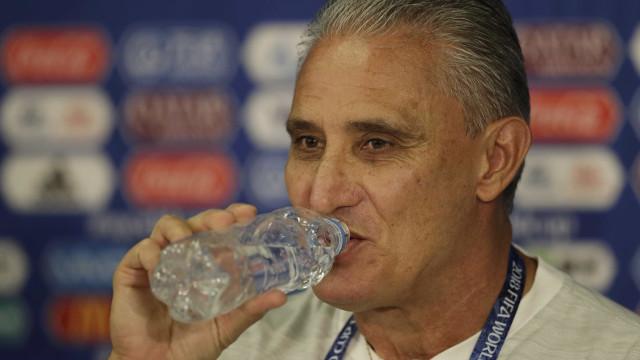 Contra Sérvia, Tite vai manter time titular do duelo contra Costa Rica