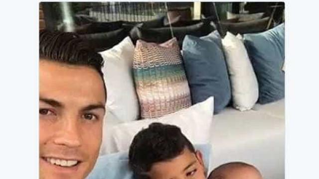 Narcisismo de Cristiano Ronaldo vira piada na internet; veja memes