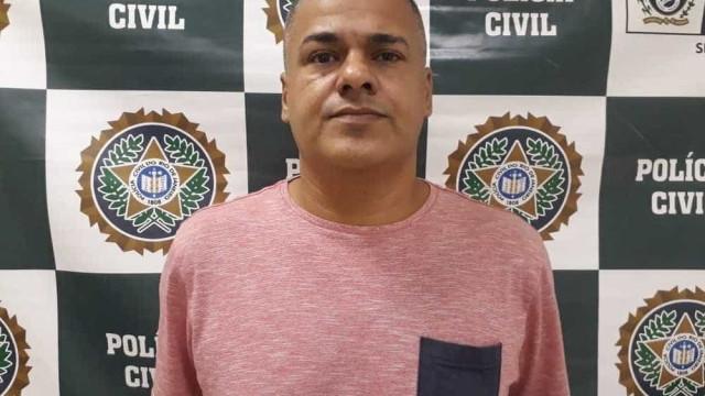 Polícia Civil do Rio prende traficante internacional de armas
