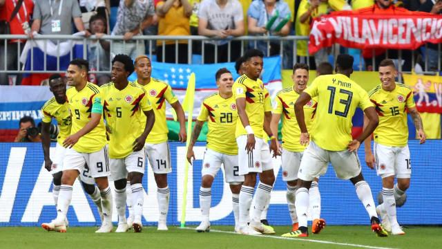 Colômbia vence Senegal e vai às oitavas; africanos estão eliminados
