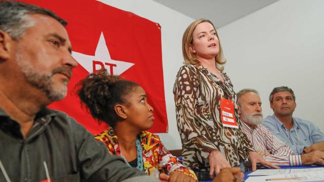 PT anuncia ato para o dia da inscrição de candidatura de Lula no TSE