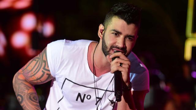 Gusttavo Lima é dono do hit mais tocado nas rádios brasileiras