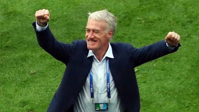 'Fizemos os argentinos sofrerem muito', diz técnico da França