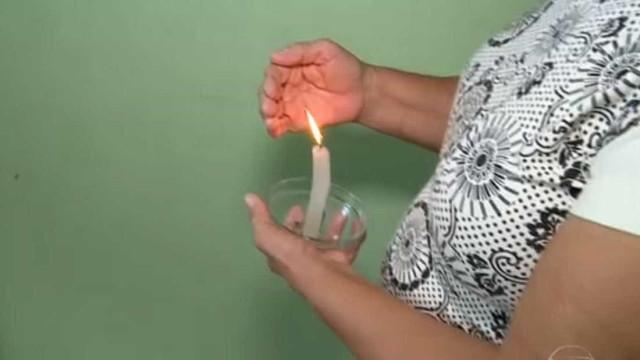 'Vovó da Sorte' diz que vai acender nova vela para a seleção