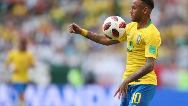 Neymar já é maior que Messi e Cristiano Ronaldo em Copas do Mundo