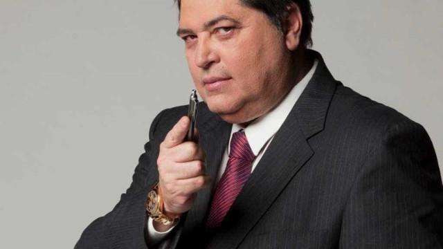 Pré-candidato ao Senado na chapa de Doria, Datena critica Alckmin