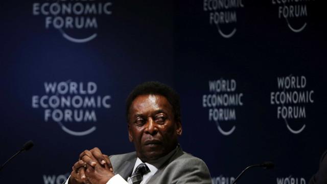 'Não sinto saudade disso', diz Pelé ao lembrar de carrinhos em Copas