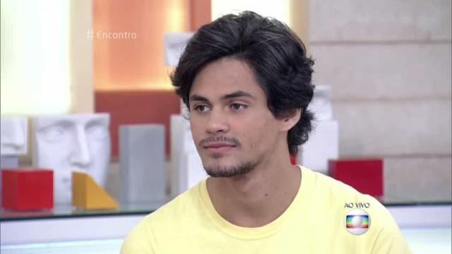'Já fui expulso do show do meu pai', diz Lucas Veloso sobre Shaolin