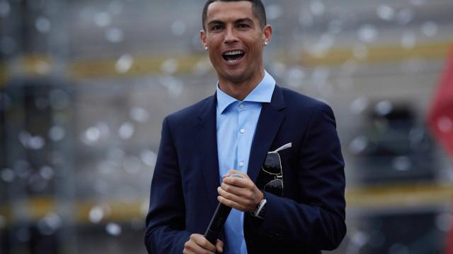 Juventus acerta contratação de Cristiano Ronaldo, afirma jornal
