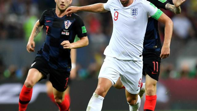Croácia empata contra a Inglaterra; tudo igual em Moscou
