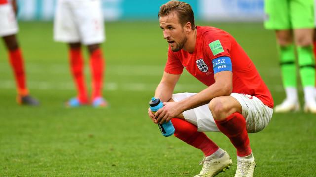 Artilheiro, Kane exalta Inglaterra e diz que há espaço para melhoras