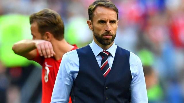 Orgulhoso, Southgate fala em 'aventura maravilhosa' com a Inglaterra