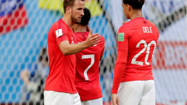 Dele Alli se despede da Copa e agradece à seleção inglesa