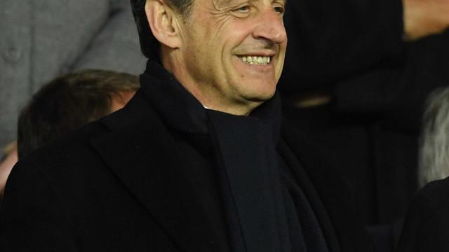 Ex-presidente francês Sarkozy viaja à Rússia para final da Copa