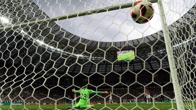 Vitória da França é a final com mais gols na Copa desde 1966
