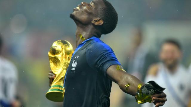 Copa do Mundo! Veja as melhores imagens do título da França na Rússia