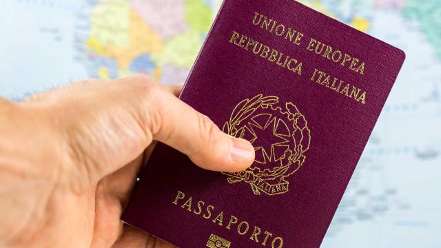 Itália investiga 22 pessoas por irregularidades em cidadania
