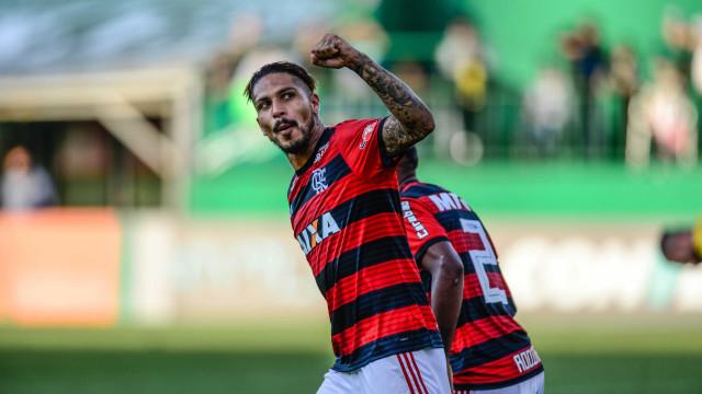 Guerrero é liberado pela CBF e enfrentará o São Paulo nesta quarta