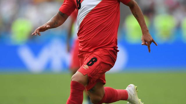 Cueva assina contrato com Krasnodar até 2022 e se junta ao elenco