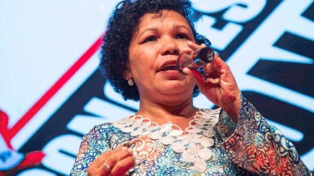 Com 'chamado à rebelião', PSTU lança ativista como candidata