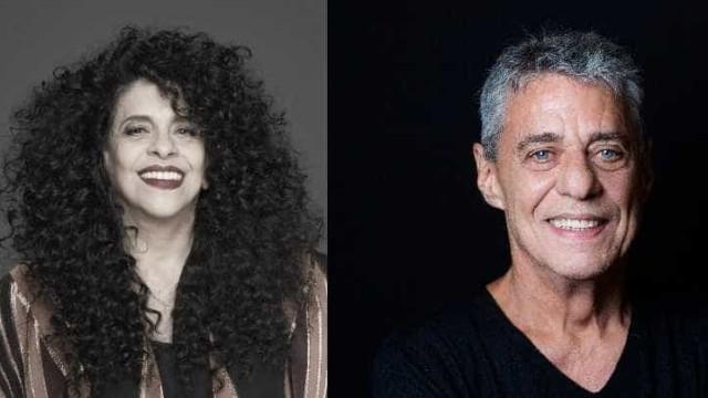 Gil e Chico encerrarão festival no Rio pela libertação de Lula
