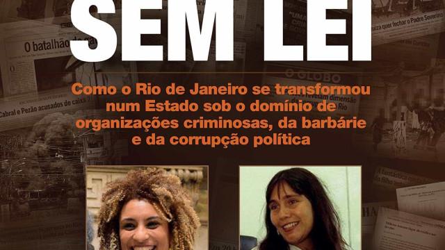 Livro ajuda a entender engrenagens da crise de criminalidade do Rio
