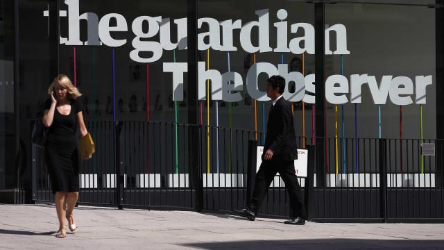 Maior parte do faturamento do The Guardian passa a vir da internet