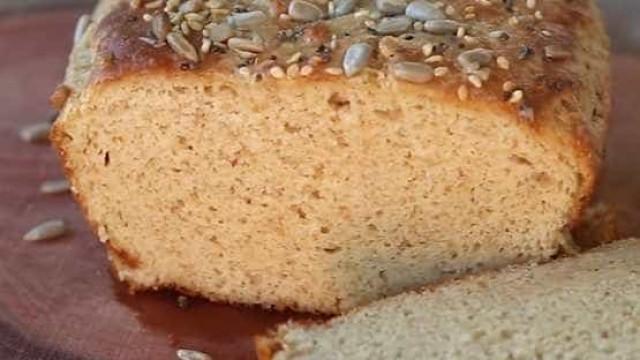 Pão low carb e gluten-free de liquidificador é ideal para dieta dukan