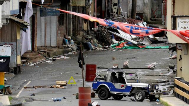 Atentado do Estado Islâmico mata 11 nas Filipinas