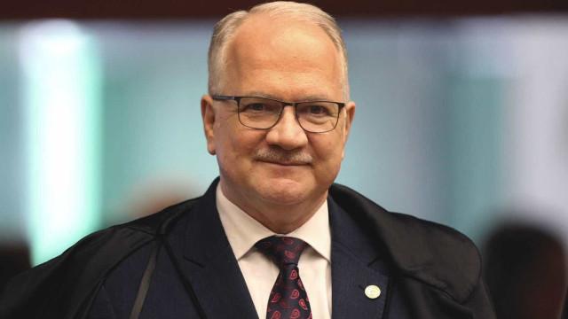 Ministro Edson Fachin é eleito ministro efetivo do TSE