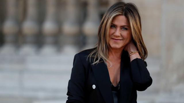 Jennifer Aniston diz sonhar com 'revival' de Friends