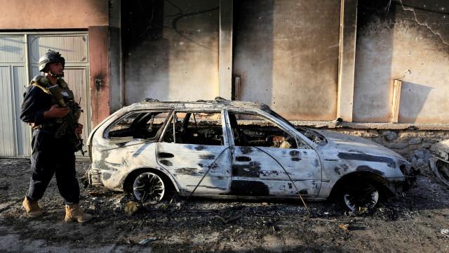 Ataques matam mais de 20 pessoas no Afeganistão