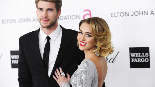 Miley Cyrus e Liam Hemsworth afirmam que não têm pressa de casar