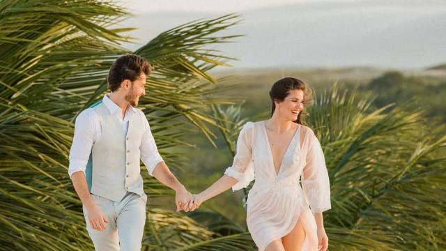 Camila Queiroz revela detalhes do pedido de casamento de Klebber