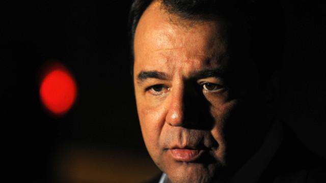 Cabral apela a Gilmar em pedido de habeas corpus