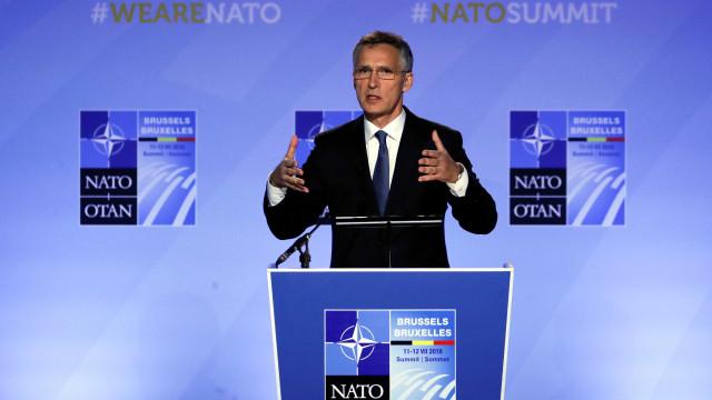 Estônia pede explicações à OTAN após disparo acidental de míssil