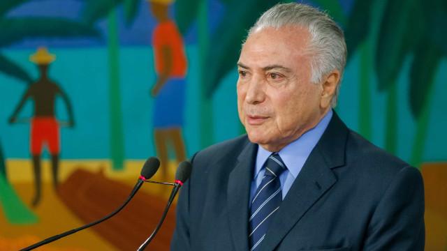 Temer vai a Goiânia amanhã e participa de entrega do MCMV