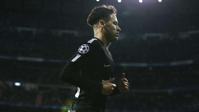 Técnico revela insistência de Neymar para jogar em decisão pelo PSG