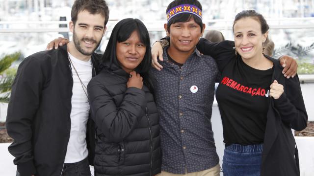 Filme luso-brasileiro com índios krahô vence Festival de Cinema de Lima