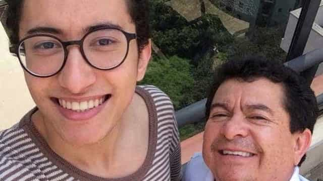 Solimões revela como 'assumiu' a homossexualidade do filho