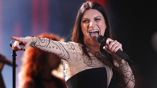 Laura Pausini traz turnê mundial ao Brasil