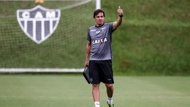 Atlético-MG refaz elenco e perde 57% dos reforços do início do ano