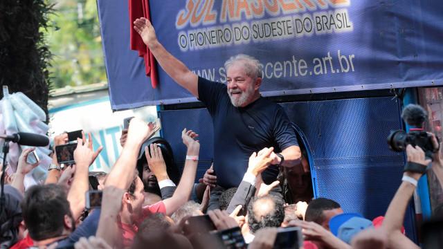 Datafolha: Lula tem 39% das intenções de voto e Bolsonaro 19%