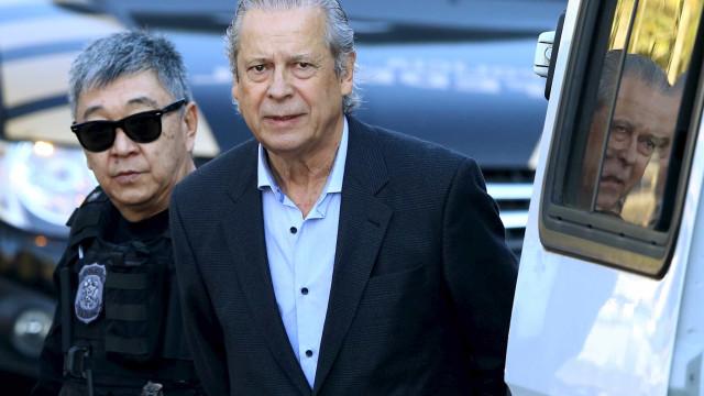 José Dirceu viajará pelo país em setembro para lançar memórias