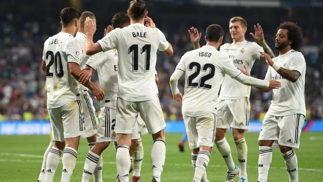 Real Madrid é o clube mais pesquisado na internet