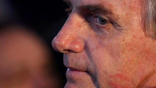 'O chuchu está me atacando o tempo todo', diz Bolsonaro sobre Alckmin