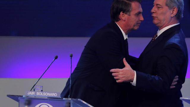 Pesquisa: sem Lula, Bolsonaro e Ciro fariam segundo turno