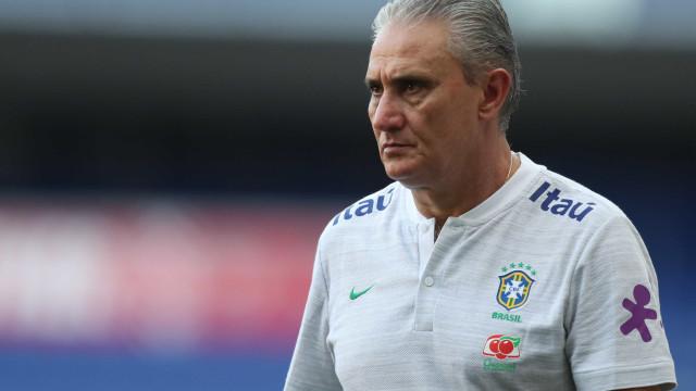Tite exalta oportunidade a novos jogadores: 'Amadurecê-los para Copa'