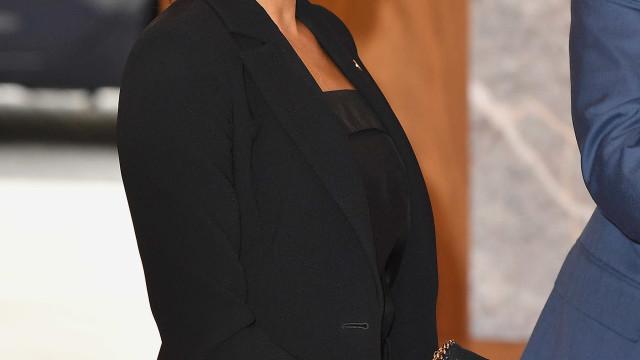Meghan Markle é eleita a mulher mais bem vestida de 2018 pela People